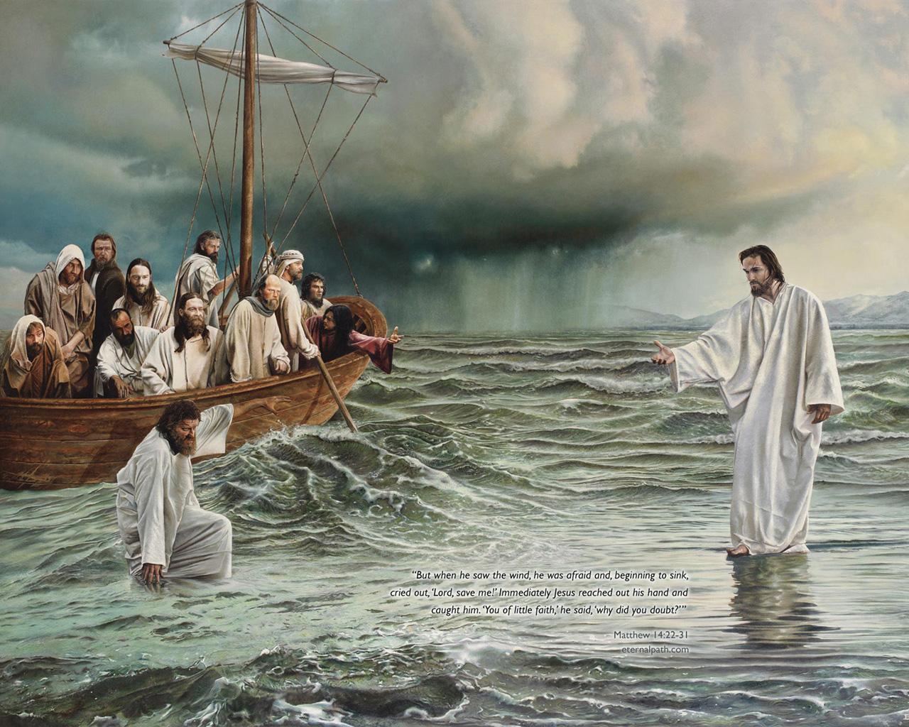 Boat Faith: Contrary Wind